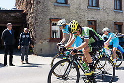 Valentina Scandolara (Cylance Pro Cycling) - Flèche Wallonne Femmes - a 137km road race from starting and finishing in Huy on April 20, 2016 in Liege, Belgium.
