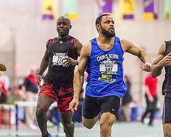 USATF Masters Indoor Championship, Mens 60 meters