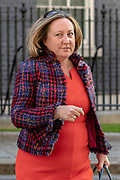International Development Secretary of State Anne-Marie Trevelyan arrives in Downing Street on Tuesday, 21 July 2020 – to attend a Cabinet meeting for the first time since the lockdown to be held at the Foreign and Commonwealth Office (FCO) in London. (VXP Photo/ Vudi Xhymshiti)