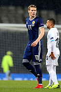 Scotland midfielder Scott McTominay (17) (Manchester United) during the UEFA Nations League match between Scotland and Israel at Hampden Park, Glasgow, United Kingdom on 20 November 2018.