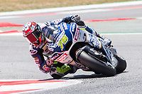 Loris Baz of France and Reale Avantia Racing Team rides during the qualifying for the MotoGP of Catalunya at Circuit de Catalunya on June 9, 2017 in Montmelo, Spain.(ALTERPHOTOS/Rodrigo Jimenez)