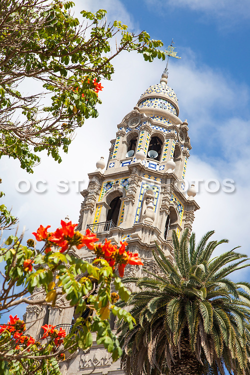 California Bell Tower at Balboa Park in San Diego
