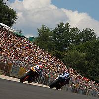 2011 MotoGP World Championship, Round 8, Mugello, Italy, 3 July 2011, Jorge Lorenzo
