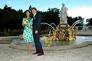 His highness prince Pieter-Christiaan of Oranje Nassau, of Vollenhoven and Ms drs. A.T. van Eijk get married Thursday 25 augusts in Palace the Loo in apeldoorn.<br /> <br /> <br /> Zijne Hoogheid Prins Pieter-Christiaan van Oranje-Nassau, van Vollenhoven en mevrouw drs. A.T. van Eijk treden donderdag 25 augustus in Paleis Het Loo te Apeldoorn in het huwelijk. <br /> <br /> On the photo/Op de foto:<br /> <br /> <br /> Prins Pieter-Christiaan en Anita van Eijk