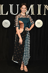 Tuppence Middleton attending the BFI's Luminous fundraising gala, held at the Guildhall, London. Picture date: Tuesday October 3rd, 2017. Photo credit should read: Doug Peters/EMPICS Entertainment