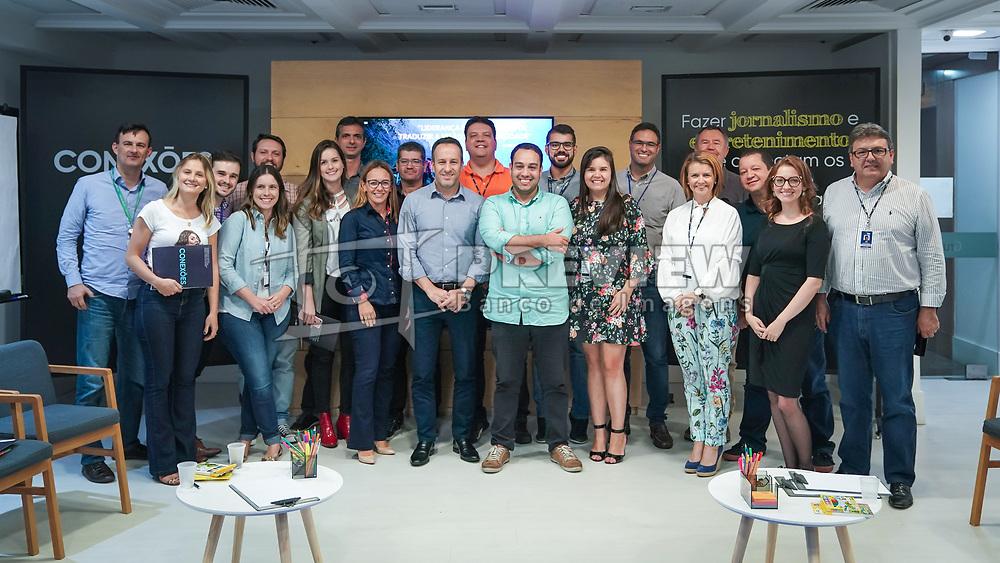 11/05/2018; Conexões RBS.  FOTO: Jefferson Bernardes/ Agência Preview