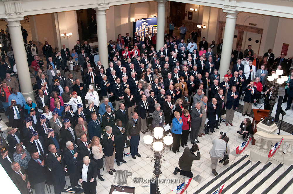 Vietnam Veterans Day in Georgia - A tribute to Georgia Vietnam Medal of Honor Recipients, Atlanta, Georgia