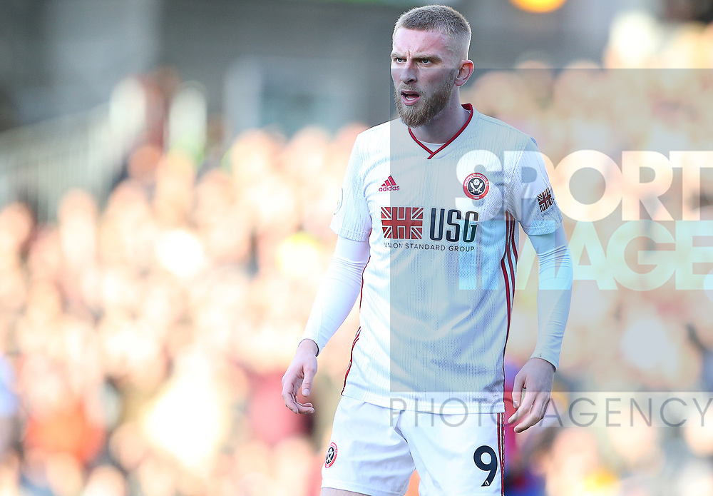 Sheffield United's Oliver McBurnie during the Premier League match at Selhurst Park, London. Picture date: 1st February 2020. Picture credit should read: Paul Terry/Sportimage