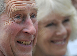 File photo dated 14/11/08 of the Prince of Wales and the Duchess of Cornwall reacting whilst watching a concert at the Royal Opera House in central London. Charles and Camilla are celebrating their 15th wedding anniversary on Friday, after they were reunited on Monday when the 72-year-old duchess came out of a 14-day self-isolation on the Balmoral estate in Aberdeenshire.