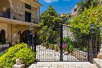 Deir El Qamar in mount Lebanon Middle east