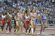 Olympic Stadium, Stratford, London, United Kingdom<br /> <br /> Description:<br /> <br /> 2012 London Olympic, Athletics, <br /> . <br /> <br /> 20:14:35  Friday  10/08/2012 [Mandatory Credit: Peter Spurrier/Intersport Images]