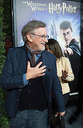 """Director Steven Spielberg attends the opening of """"the Wizarding World of Harry Potter"""" at the Hogwarts castle of the Universal Studios in Hollywood of Los Angeles, the United States, April 5, 2016. EXPA Pictures © 2016, PhotoCredit: EXPA/ Photoshot/ Yang Lei<br /> <br /> *****ATTENTION - for AUT, SLO, CRO, SRB, BIH, MAZ, SUI only*****"""