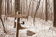 Appalachian Trail in Winter