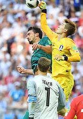 Mexico v Sweden - 27 June 2018