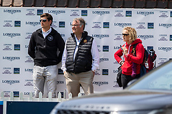 Ducoffre Jenny, Weinberg Peter, GER<br /> Jumping International de La Baule 2019<br /> © Hippo Foto - Dirk Caremans<br /> Ducoffre Jenny, Weinberg Peter, GER