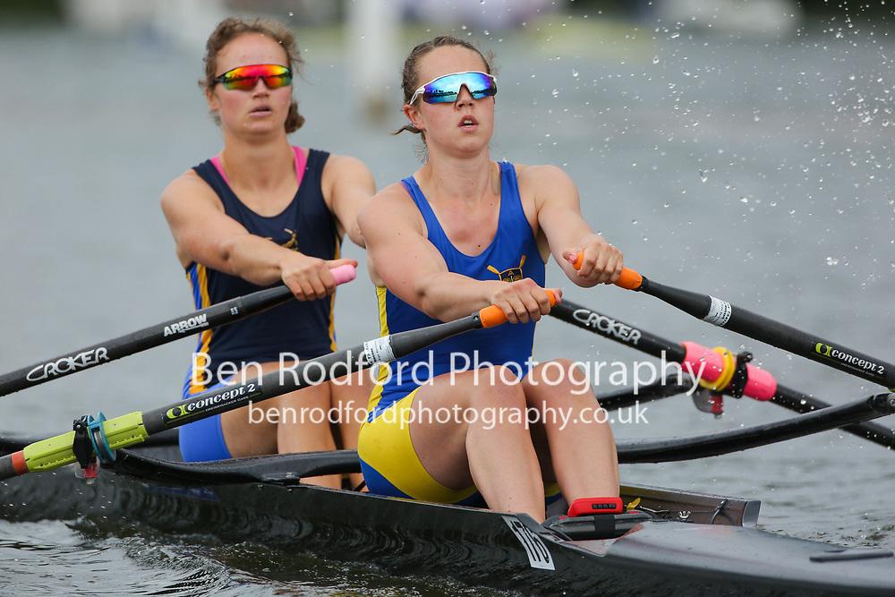 Championship 2x  Quarter-Final<br /> <br /> London RC (A)<br /> Bath University (A)<br /> <br /> Henley Women's Regatta 2021<br /> Saturday