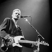 BETHLEHEM DECEMBER 04: Sting performs on December 04, 1994 in Bethlehem, Pennsylvania.©Lisa Lake