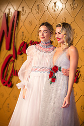 Saoirse Ronan (left) and Margot Robbie arrive at the European premiere of Mary Queen of Scots at Cineworld Leicester Square, London.