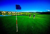 Golf Course, Littleton, Colorado USA