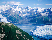 Hubbard Glacier, Gilbert Point, Wrangell-St. Elias National Park, Alaska