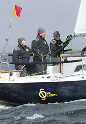 Day one of the Silvers Marine Scottish Series 2015, the largest sailing event in Scotland organised by the  Clyde Cruising Club<br /> Racing on Loch Fyne from 22rd-24th May 2015<br /> <br /> GBR8011N, Old School, MacNish/Galbraith/Chas, RGYC<br /> <br /> <br /> Credit : Marc Turner / CCC<br /> For further information contact<br /> Iain Hurrel<br /> Mobile : 07766 116451<br /> Email : info@marine.blast.com<br /> <br /> For a full list of Silvers Marine Scottish Series sponsors visit http://www.clyde.org/scottish-series/sponsors/