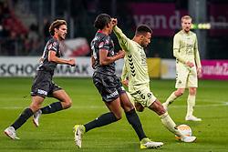 27-09-2018 NED: FC Utrecht - MVV Maastricht, UtrechtLeon Guwara #5 of FC Utrecht
