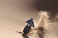 Motor<br /> Paris Dakar 2004<br /> Foto: Digitalsport<br /> Norway Only<br /> <br /> ER RACHIDIA - OUARZAZATE<br /> 20040105<br /> CYRIL DESPRES / GAULOISES KTM FRANCE