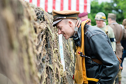 East Lancashire Railway 1940's Weekend Saturday 27th, Sunday 28th and  Monday 29th May 2017<br /> <br />  Copyright Paul David Drabble<br />  www.pauldaviddrabble.co.uk