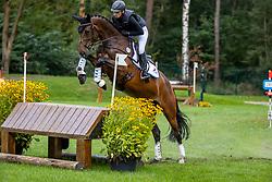 SIEMER Anna (GER), A Happy Hour<br /> Finalqualifikation 5j. Geländepferde<br /> Warendorf - Bundeschampionate 2020<br /> 27. August 2020<br /> © www.sportfotos-lafrentz.de/Stefan Lafrentz