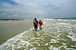 Florida: St. Augustine, Anastasia Beach, model released.  Photo: flaugu105.Photo copyright Lee Foster, 510/549-2202, lee@fostertravel.com, www.fostertravel.com
