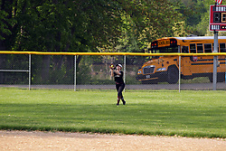 16  May  2019:   Le Roy Panthers v Heyworth Hornets  IHSA Class 1A Softball Regional Final at Centennial Park in Heyworth IL