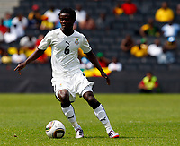Fotball<br /> Ghana v Latvia<br /> 05.06.2010<br /> Foto: Colorsport/Digitalsport<br /> NORWAY ONLY<br /> <br /> Football - International Friendly - Ghana vs. Lativa<br /> Anthony Annan of Ghana<br /> at Stadium.mk