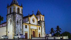 Igreja de São Salvador do Mundo no Largo da Sé, em Olinda. Conhecida como Catedral Sé de Olinda. FOTO: Jefferson Bernardes/ Agência Preview