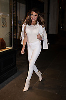 """Lizzy Cundy at the Friederike Krum after party celebrating the launch of her album """"Somebody Loves Me: The Songs Of Gershwin"""" at Tramp on February 06, 2020 iLondon, England"""