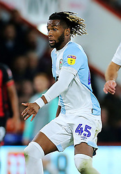 Blackburn Rovers' Kasey Palmer during third round Carabao Cup match at the Vitality Stadium, Bournemouth.
