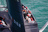 16/01/21 - Auckland (NZL)36th America's Cup presented by PradaPRADA Cup 2021 - Round Robin 2Ineos Team UK