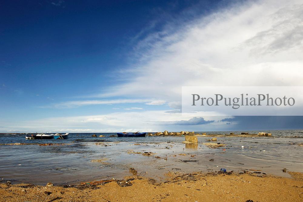 Costa nord Brindisi