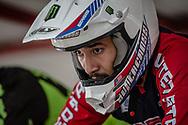 #187 (GARCIA Jared) USA at the 2014 UCI BMX Supercross World Cup in Santiago Del Estero, Argentina.