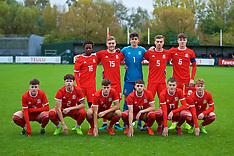 2019-10-14 Wales U19 v Austria U19