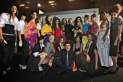 Megashow Trend's 2011 por Hugo Beauty na HAIR BRASIL 2011 - 10ª Feira Internacional de Beleza, Cabelos e Estética, que acontece de 02 a 05 de abril no Expocenter Norte, em São Paulo. FOTO: Jefferson Bernardes/Preview.com