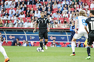 Ever Banega of Argentina during the 2018 FIFA World Cup Russia, Group D football match between Argentina and Iceland on June 16, 2018 at Spartak Stadium in Moscow, Russia - Photo Thiago Bernardes / FramePhoto / ProSportsImages / DPPI