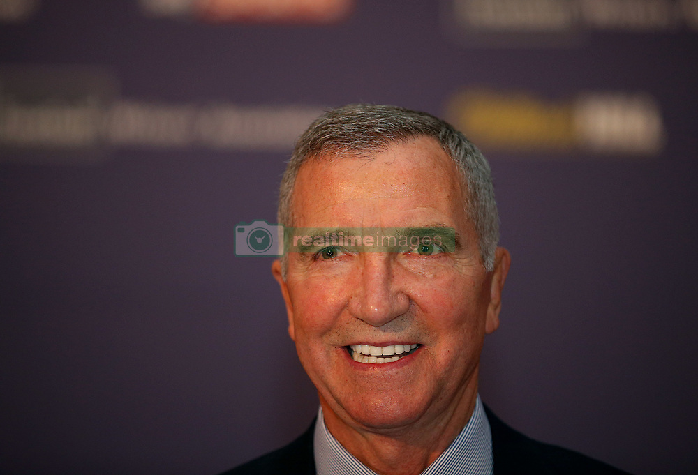Retired footballer footballer Graeme Souness during the FWA Footballer of the Year Dinner at The Landmark Hotel, London. PRESS ASSOCIATION Photo. Picture date: Thursday May 18, 2017. Photo credit should read: Steven Paston/PA Wire.