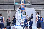 Kennedy Shaimarkus<br /> Acqua S.Bernardo Cantù - Virtus Roma<br /> Legabasket Serie A UnipolSAI 2020/2021<br /> Desio, 22/11/2020<br /> Foto Ciamillo-Castoria/ Claudio Degaspari