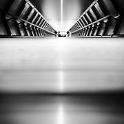 Cross Rail Place, Canary Wharf shot on iPhone 6.