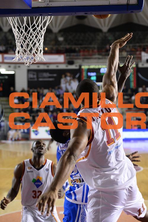 DESCRIZIONE : Roma Lega serie A 2013/14 Acea Virtus Roma Banco Di Sardegna Sassari<br /> GIOCATORE : jordan taylor<br /> CATEGORIA : difesa<br /> SQUADRA : Acea Virtus Roma<br /> EVENTO : Campionato Lega Serie A 2013-2014<br /> GARA : Acea Virtus Roma Banco Di Sardegna Sassari<br /> DATA : 22/12/2013<br /> SPORT : Pallacanestro<br /> AUTORE : Agenzia Ciamillo-Castoria/ManoloGreco<br /> Galleria : Lega Seria A 2013-2014<br /> Fotonotizia : Roma Lega serie A 2013/14 Acea Virtus Roma Banco Di Sardegna Sassari<br /> Predefinita :