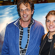 NLD/Amsterdam/20150914 - Premiere 3D Imax film Everest, Jan Douwe Kroeske een ............