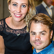NLD/hoofddorp/20160923 - Kick-off' BZT Show + Méér Muziek in de Klas, Saskia Weerstand en Roel van Velzen