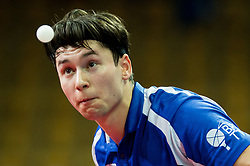 Wilson Ross William of Great Britain plays final match during Day 4 of SPINT 2018 - World Para Table Tennis Championships, on October 20, 2018, in Arena Zlatorog, Celje, Slovenia. Photo by Vid Ponikvar / Sportida