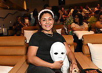 HOLLYWOOD, CALIFORNIA - July 1: Guest at The Forever Purge early screening hosted by Chiquis Rivera at Neuehouse Hollywood on July 01, 2021 in Hollywood, California, United States (Photo by Jc Olivera / Universal Pictures)
