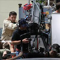 Ben Affleck directs Gone Baby Gone in Boston,MA  Photo by Mark Garfinkel